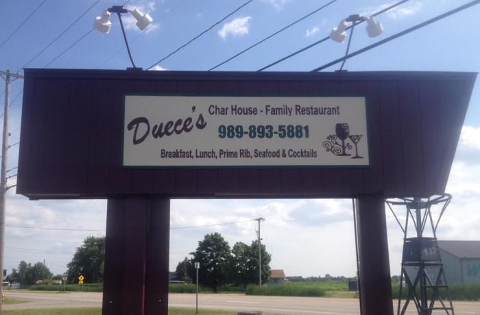 8 Duece S Char House Restaurant Bay City