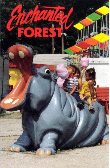 1. Enchanted Forest (Porter)