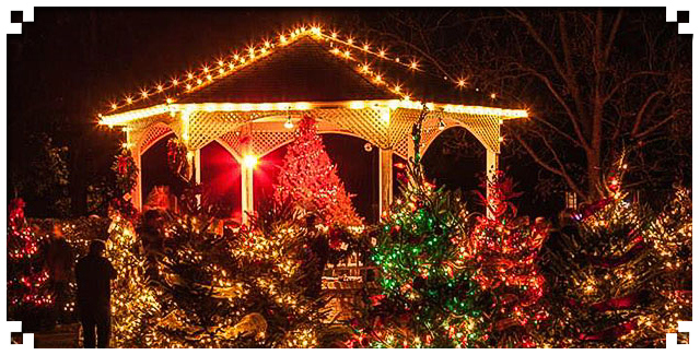 7) Candlelight Tour of Homes (Jefferson)