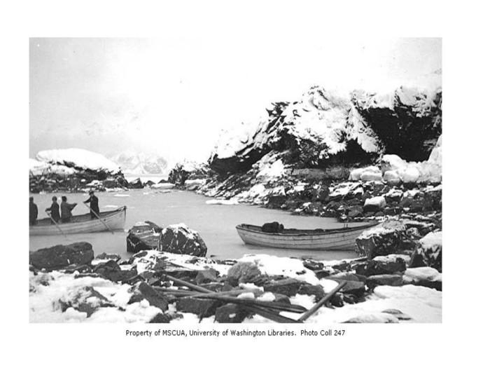 6) Farallon Steamship Disaster