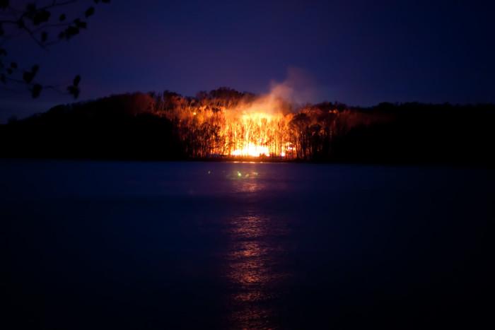 8. Fire