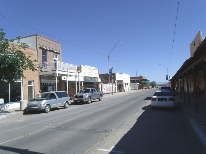 3. Florence earns a spot on this list as a well-preserved, (though often quiet,) Main Street.