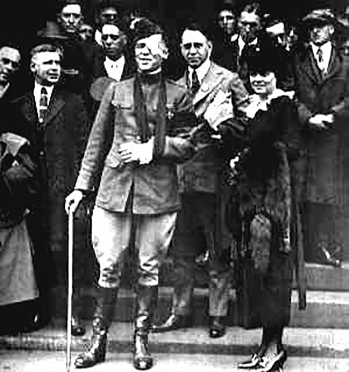 18. October 5, 1918 - Minneapolis.