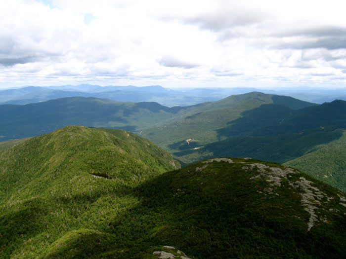 11.The Green Mountains.