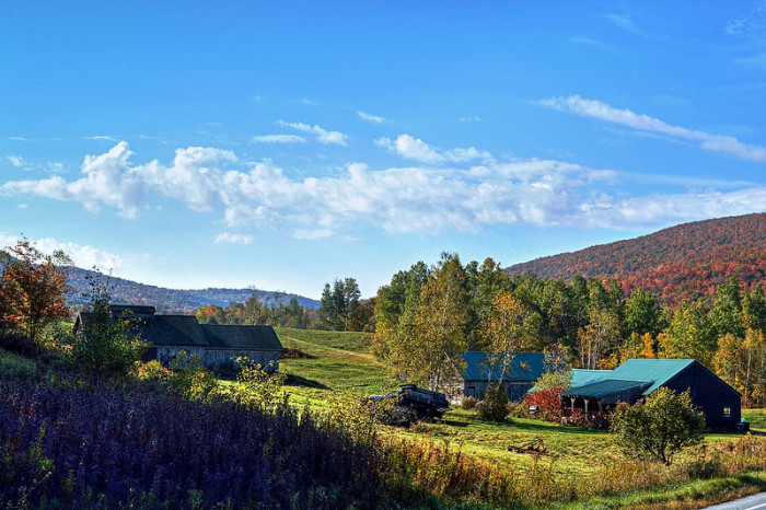 Vermont Scenery - The Best Photos To Capture Its Natural