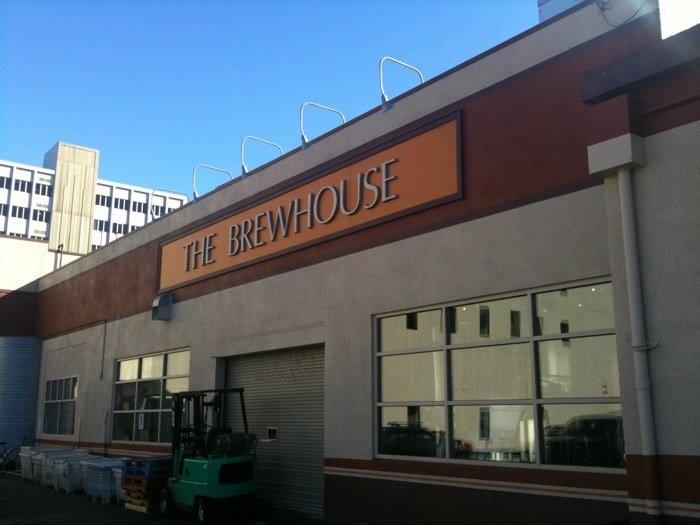 1) Glacier Brewhouse, Anchorage.