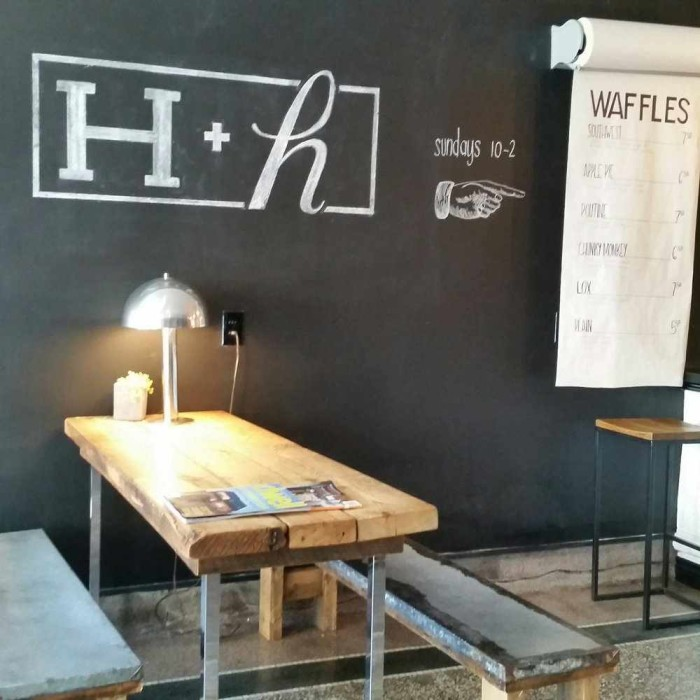 7) Harless + Hugh Coffee, Bay City