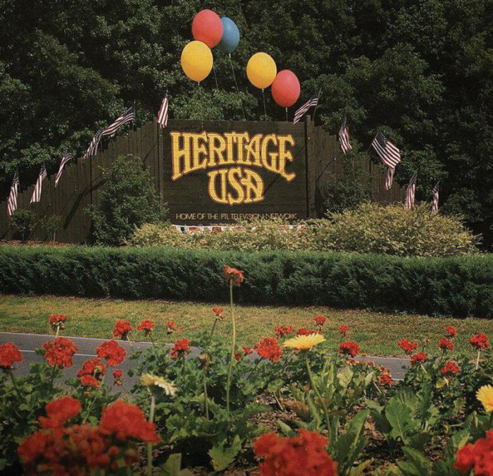 13. The ruins of Heritage USA