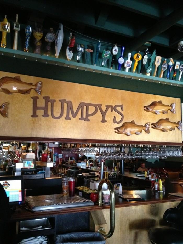 2) Humpy's Great Alaskan Alehouse, Anchorage.