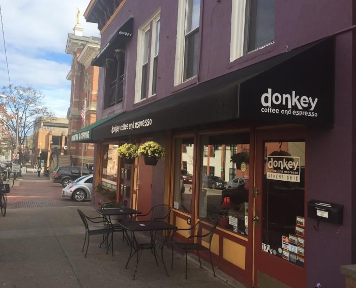 3. Donkey Coffee and Espresso (Athens)