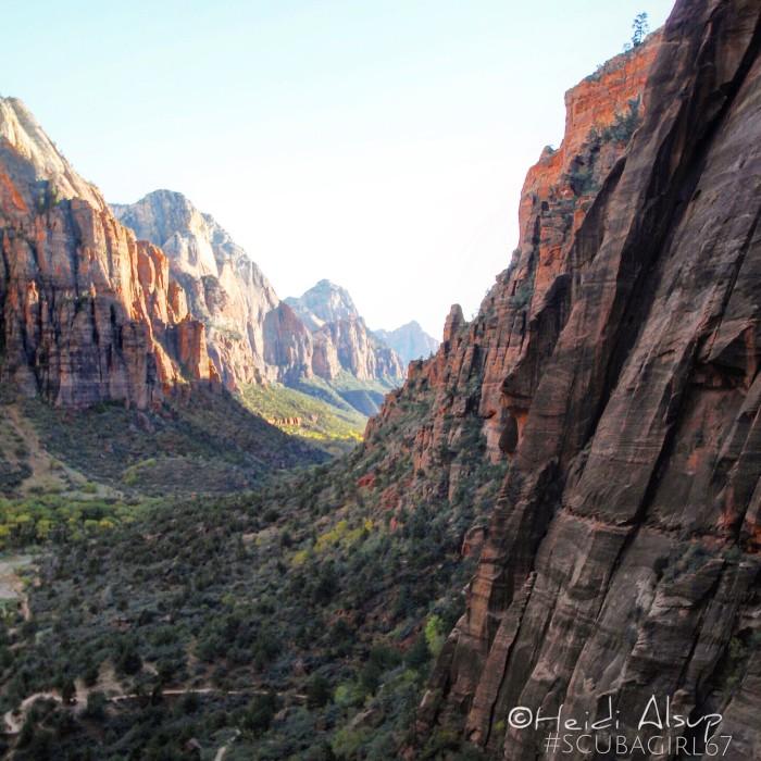1. Visit Utah's national parks during the off-season.