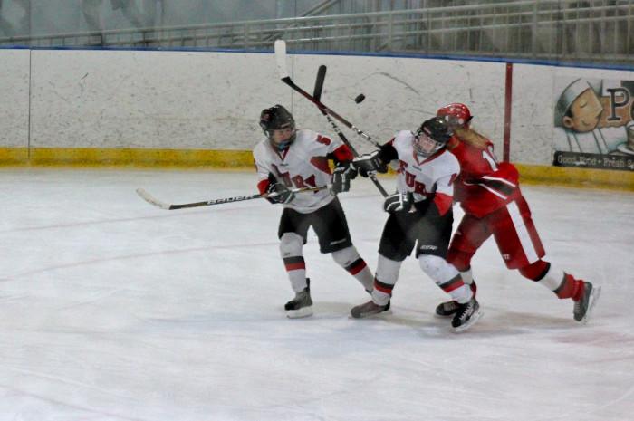 8) Or ice hockey.