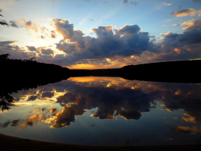 4) Inland Lakes