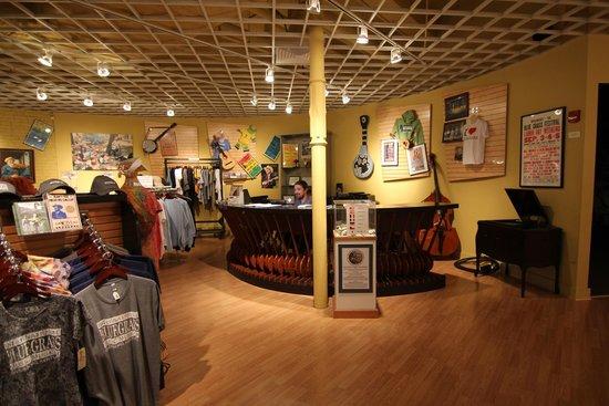 10. International Bluegrass Music Museum