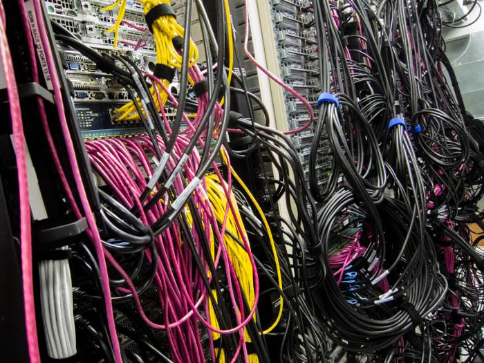 2. Virginia handles 70% of the world's internet traffic.