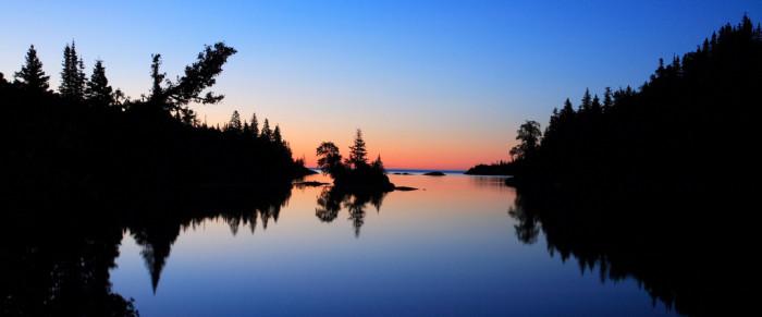 10) Isle Royale National Park