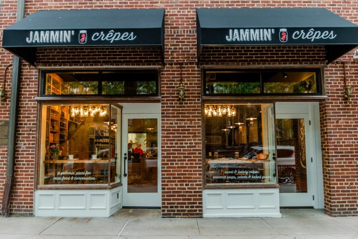 8. Jammin' Crepes, Princeton