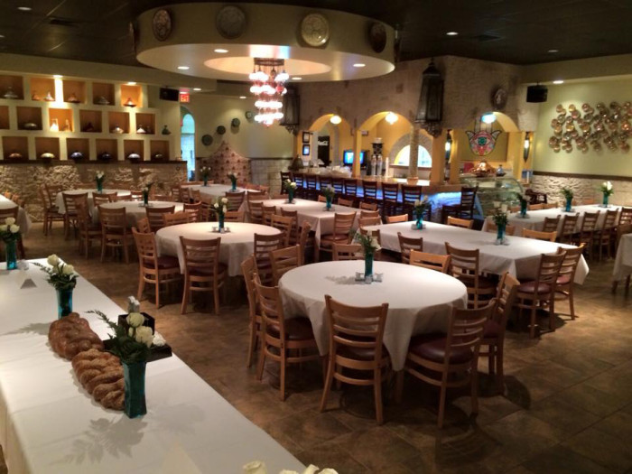 Jerum Mediterranean Restaurant And Bar In Myrtle Beach