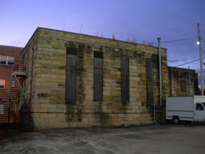9. Johnson County Jail