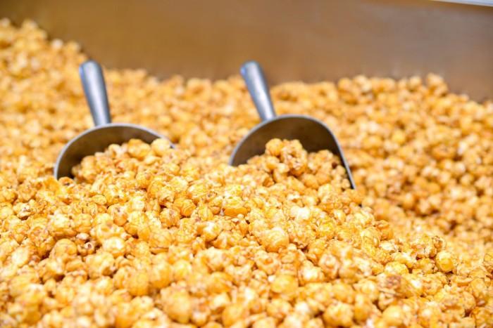 4. Caramel Corn, Johnson's Popcorn, Ocean City