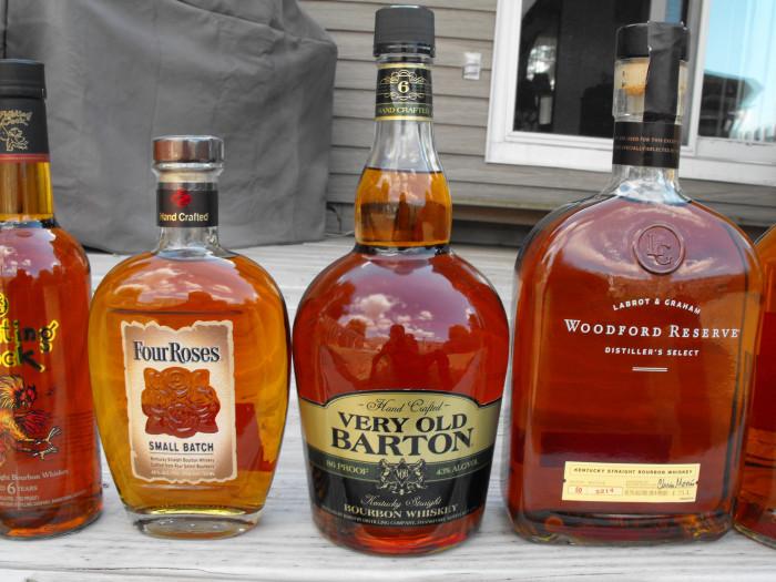 12. Kentucky Bourbon