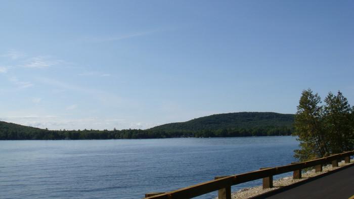 9.Lake Dunmore.
