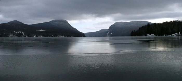 5.Willoughby Gap in Westmore, VT.
