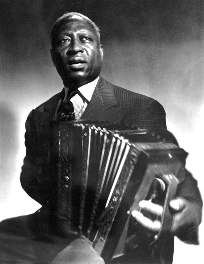 """4) Musician Huddie Ledbetter, aka """"Lead Belly"""", sang his way to freedom."""