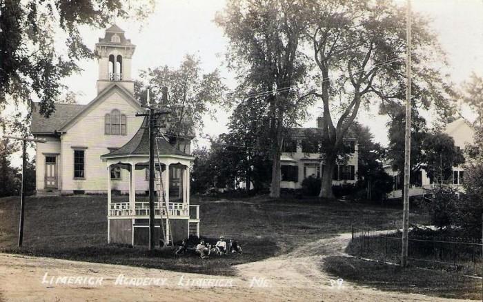 2. Limerick Academy in Limerick (1915)
