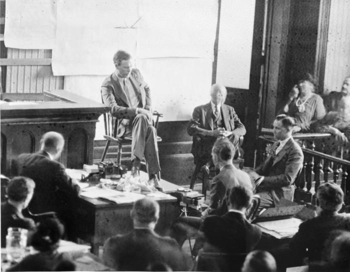 1. The murder of Charles Lindbergh, Jr.