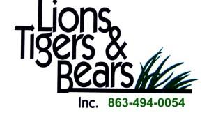 Lions, Tigers & Bears, Inc.