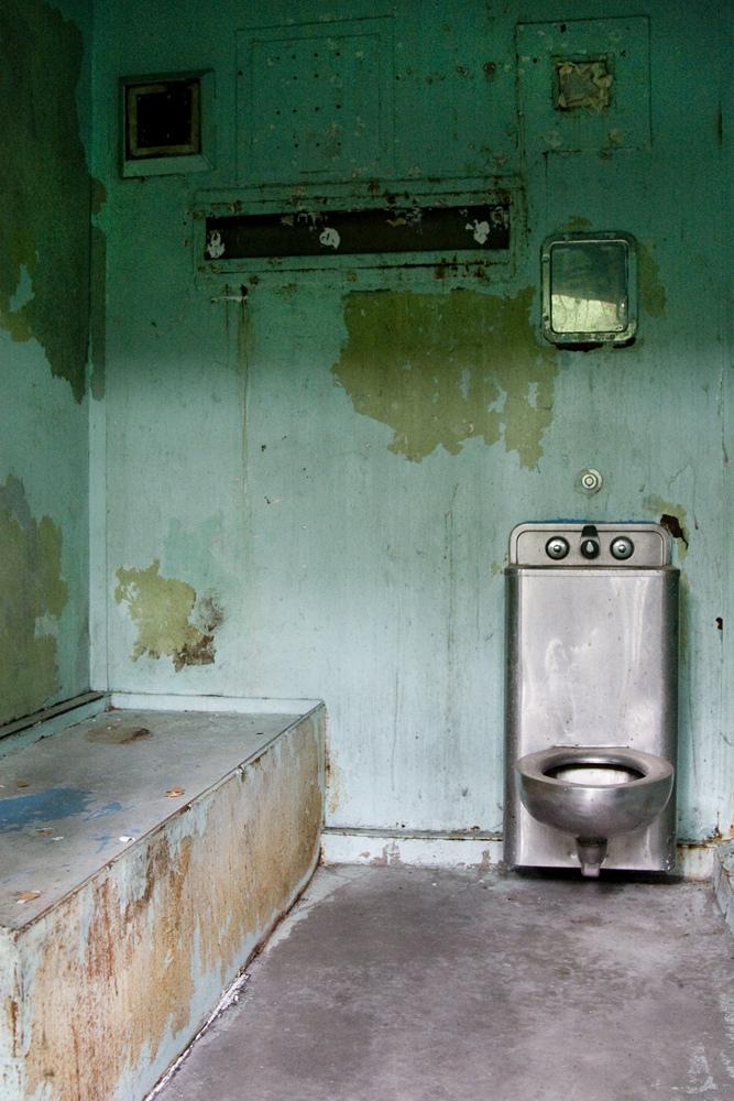 Lorton Prison Cell