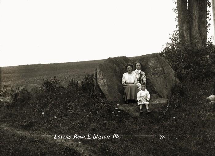 3. Lover's Rock in Wilton (1905)
