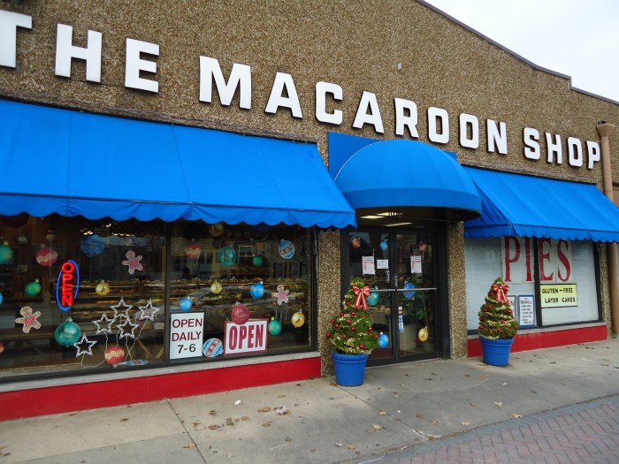 3. The Macaroon Shop, Avon By The Sea