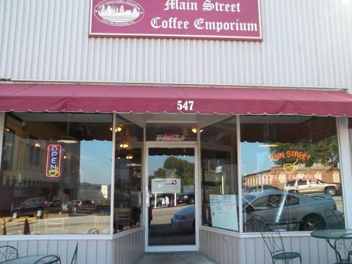 13. Main Street Coffee Emporium, Danville