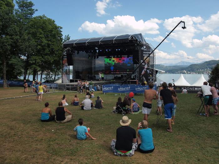 9. Free festivals