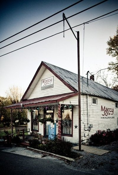 1) Marcy Jo's Mealhouse and Bakery - Pottsville