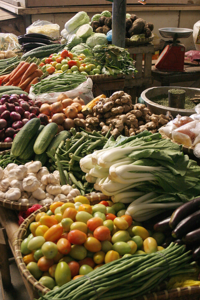 10. Vegetarians.