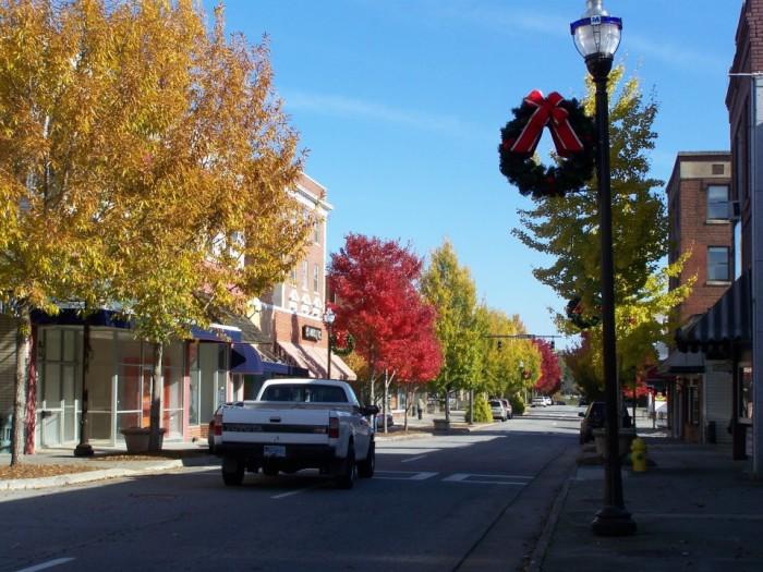 Best Main Streets In Virginia