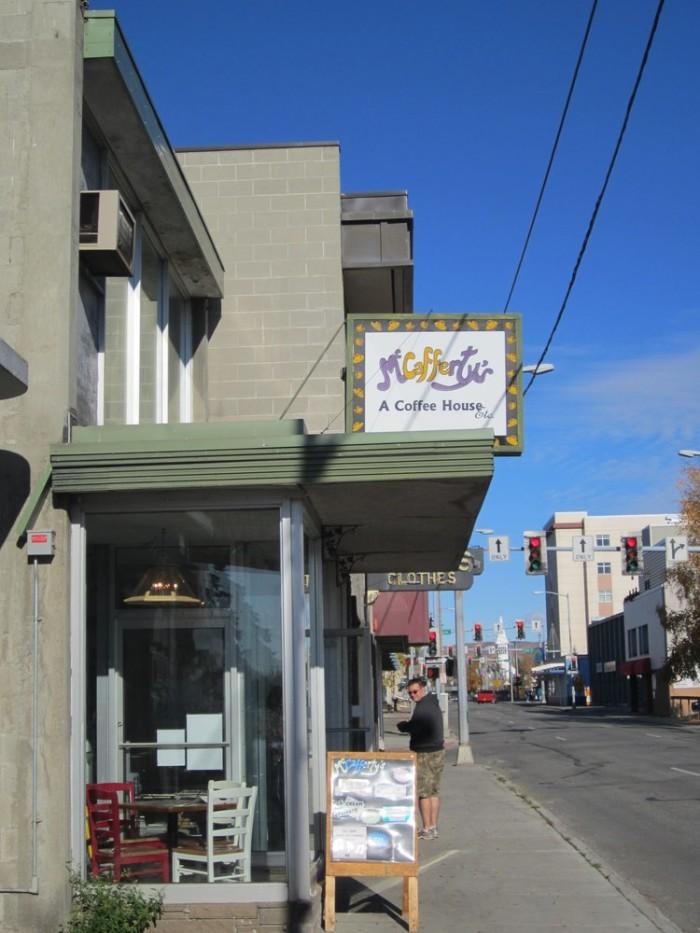 4) McCafferty's A Coffee House