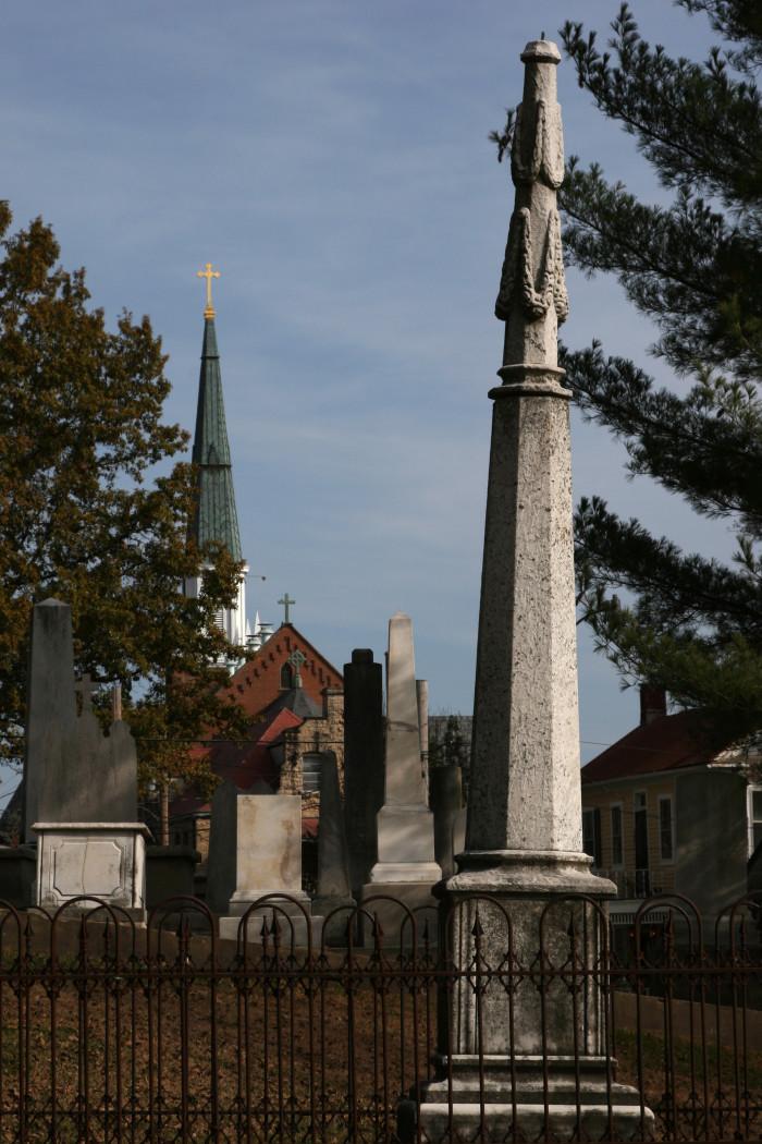 Ste. Genevieve Memorial Cemetery