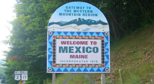 These 10 Towns in Maine Have the Strangest Names You'll Ever See