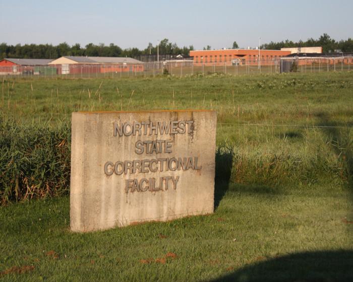 4.Northwest correctional facility