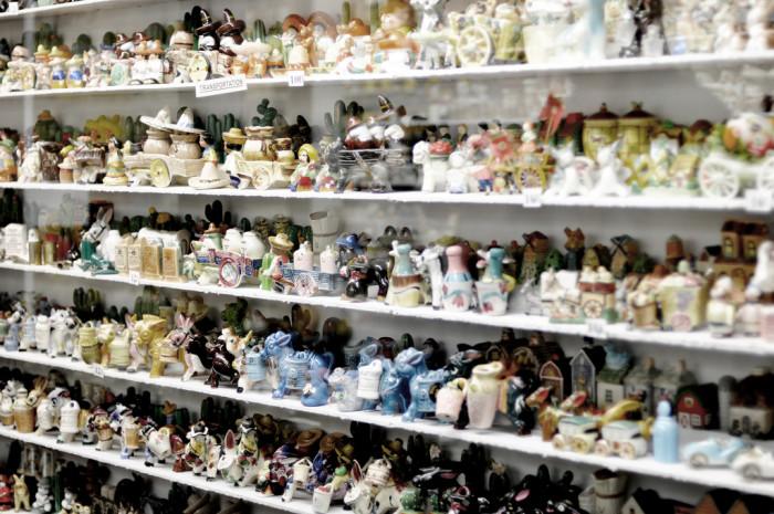 9) Museum of Salt & Pepper Shakers - Gatlinburg