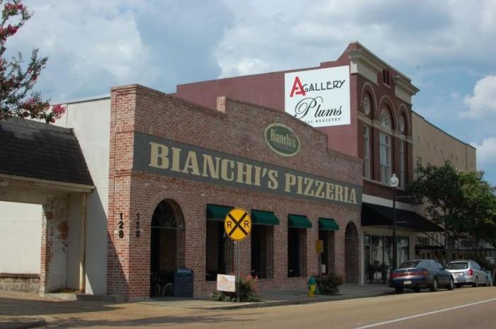 2. Bianchi's Pizzeria, Hattiesburg