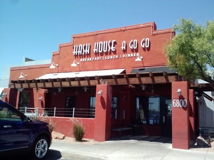1. Hash House A Go Go - Las Vegas, NV