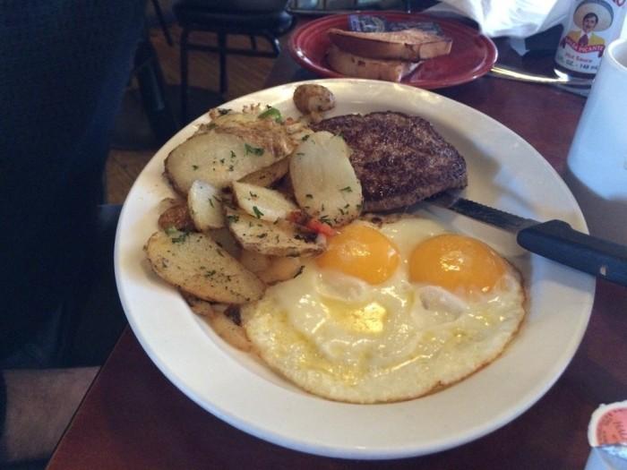 NV Breakfast 11.11