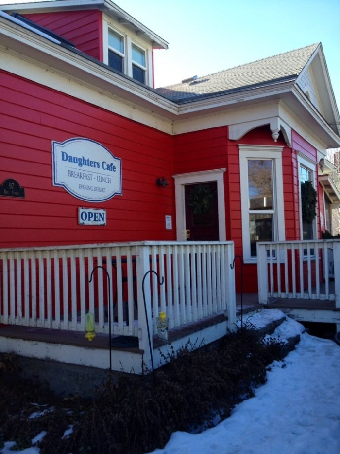 4. Daughters Cafe - Reno, NV