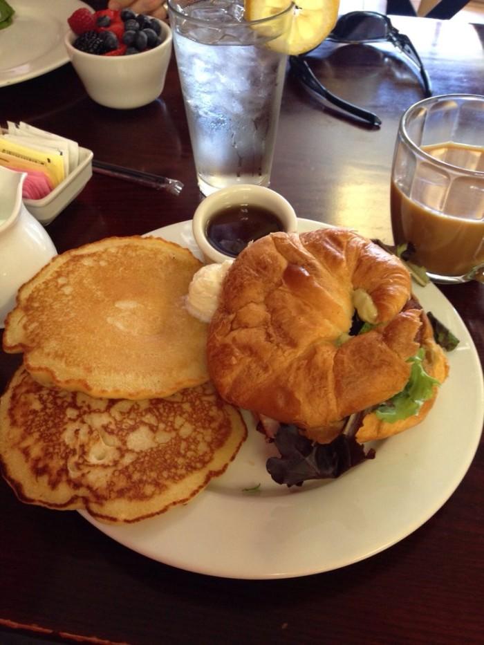 Creme Cafe Reno Menu