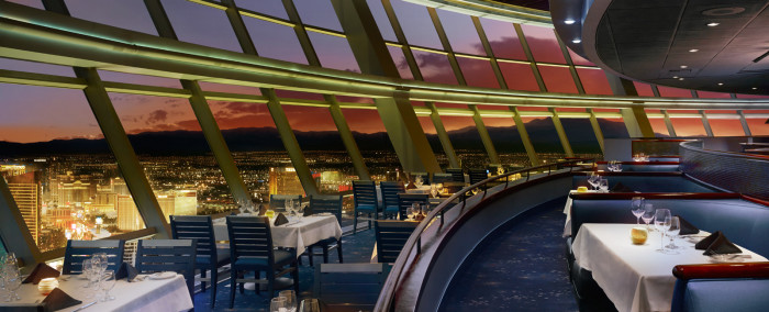 19. Top of the World Restaurant